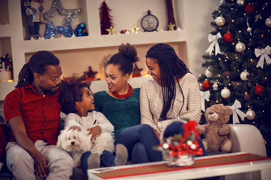 12 ways to have a healthy holiday season family for christmas